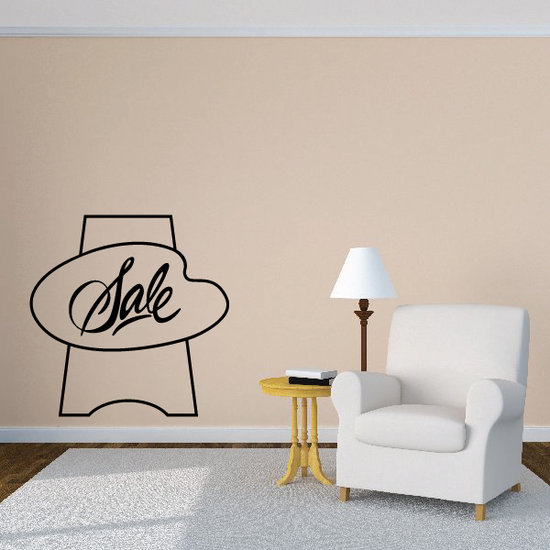 Sale Wall Decal - Vinyl Decal - Car Decal - Business Sign - MC449