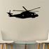 Medical Rescue Helicopter Decal