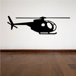 OH-6A Cayuse Decal