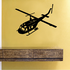 UH-1 Iroquois Helicopter Decal