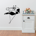 Soccer Wall Decal - Vinyl Decal - Car Decal - Bl019