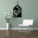 Sale Wall Decal - Vinyl Decal - Car Decal - Business Sign - MC499