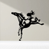 Dynamic Pose Horse Decal