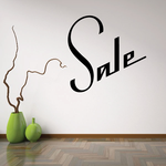 Sale Wall Decal - Vinyl Decal - Car Decal - Business Sign - MC528