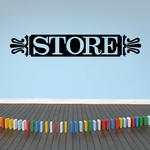 Store Wall Decal - Vinyl Decal - Car Decal - Business Sign - MC530