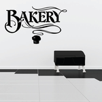 Bakery Wall Decal - Vinyl Decal - Car Decal - Business Sign - MC537