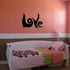 Love Text Decal