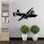 Transport Seaplane Decal