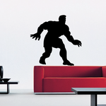 Weightlifting Wall Decal - Vinyl Decal - Car Decal - 018