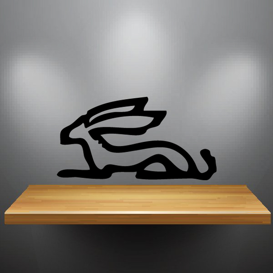 Egyptian Hieroglyphics Wall Decal - Vinyl Decal - Car Decal - BA097