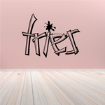 Fries Wall Decal - Vinyl Decal - Car Decal - Business Sign - MC592