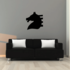 Flash Horse Head Decal