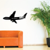 Detailed Passenger Airliner Decal