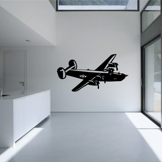 Cargo Seaplane Decal