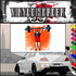 Weight Lifting Wall Decal - Vinyl Sticker - Car Sticker - Die Cut Sticker - SMcolor009