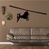 Scouting Helicopter Decal