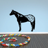 Appaloosa Standing Decal