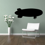Unmanned Dirigible Decal
