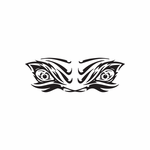 Racing Graphic Wall Decal - Vinyl Decal - Car Decal - DC 8001