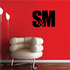 S & M Decal