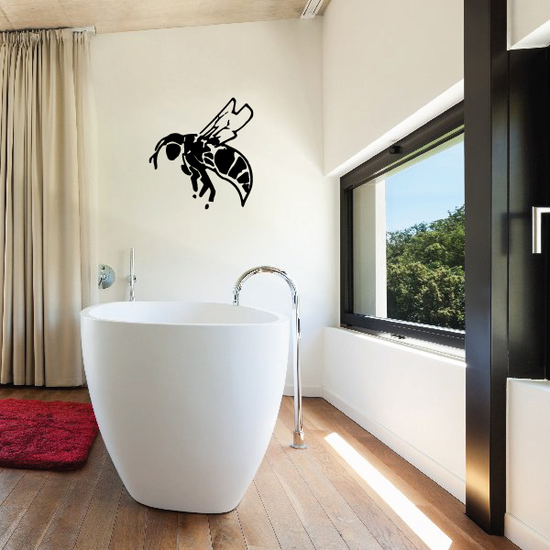 Wasp Decal