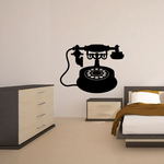 Kitchen Cradle Telephone Decal