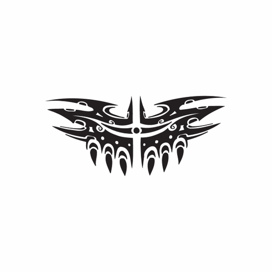 Racing Graphic Wall Decal - Vinyl Decal - Car Decal - DC 8015