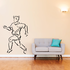 Soccer Wall Decal - Vinyl Decal - Car Decal - Bl130
