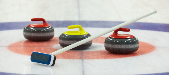 Curling Decals