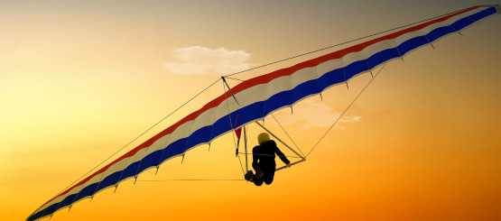 Hang Gliding Decals