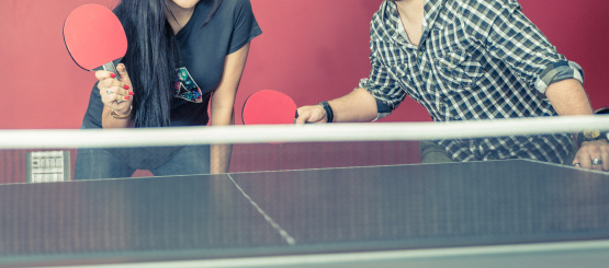 Ping Pong Decals