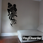 Zodiac Aquarius Wall Decal - Vinyl Decal - Car Decal - CC041