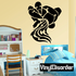 Zodiac Aquarius Wall Decal - Vinyl Decal - Car Decal - CC044