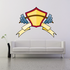 Weight Lifting Wall Decal - Vinyl Sticker - Car Sticker - Die Cut Sticker - CDSCOLOR036