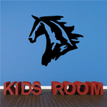 Poitevin Horse Head Decal