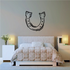Jitter Style Horse Shoe Decal