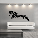 Wind Horse Decal