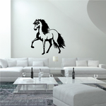 Lovely Horse Canter Decal