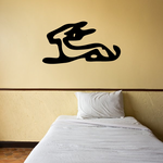 Egyptian Hieroglyphics Wall Decal - Vinyl Decal - Car Decal - BA116
