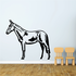 Arabian Horse Standing Decal