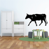 Cow Trotting Decal