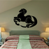 Jointed Horse Decal