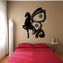Butterfly Wings Horse Decal