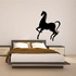 Elegant and Wispy Horse Decal