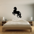 Galloping Majestic Horse Decal