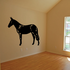 Peaceful Standing Horse Decal