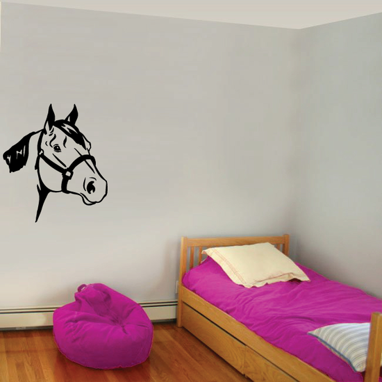 Sammy the Looking Horse Decal