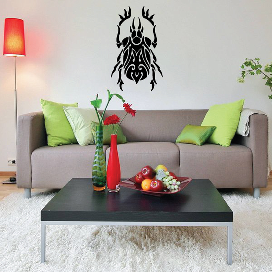 Adult Tick Decal