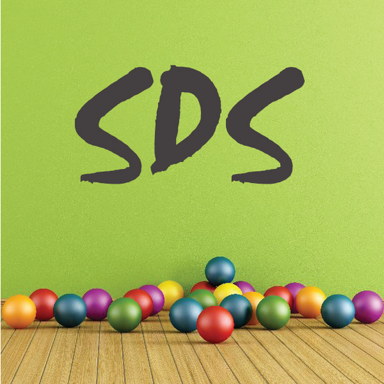 SDS Decal