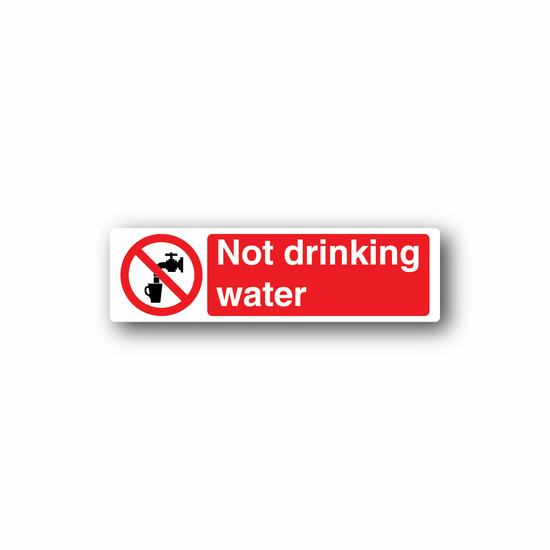 NO Safety Sign Wall Decal - Vinyl Sticker - Car Sticker - Die Cut Sticker - CD038